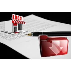 Contrato de Arrendamiento de Local, Oficina o Nave - DESCARGABLE