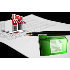 Contrato de Arrendamiento de Local, Oficina o Nave - PAPEL